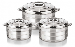 Steamline Set Of 3